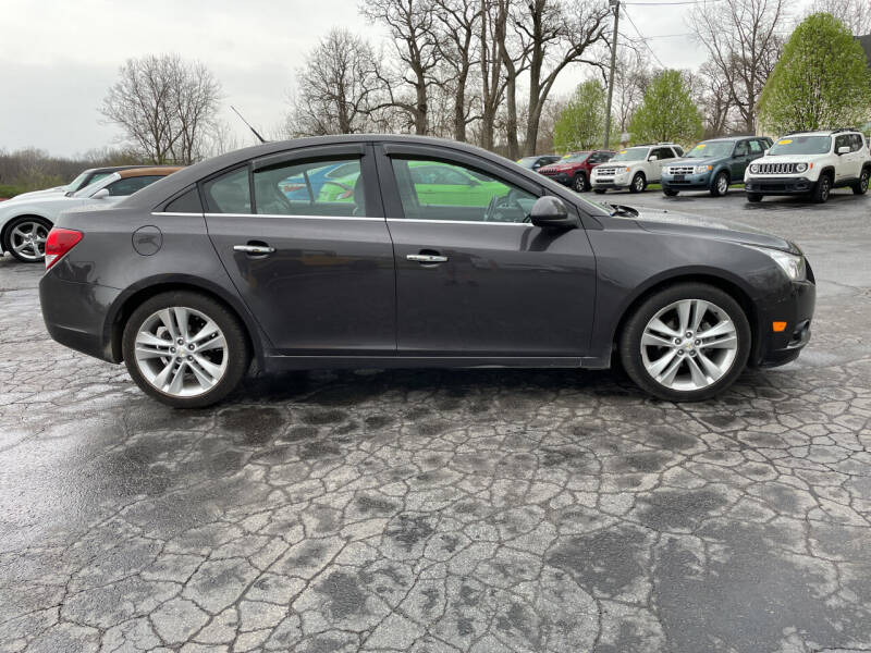 2014 Chevrolet Cruze for sale at Westview Motors in Hillsboro OH