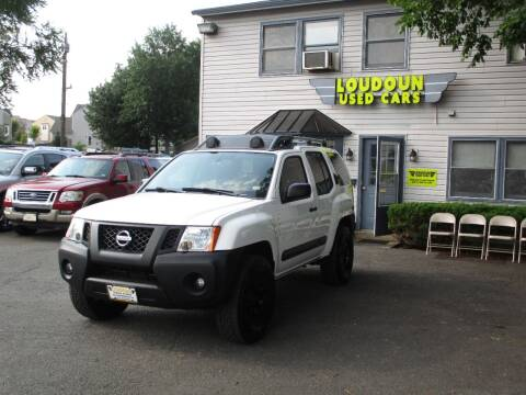 2011 Nissan Xterra for sale at Loudoun Used Cars in Leesburg VA