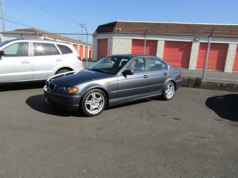 2003 BMW 3 Series for sale at ARISTA CAR COMPANY LLC in Portland OR
