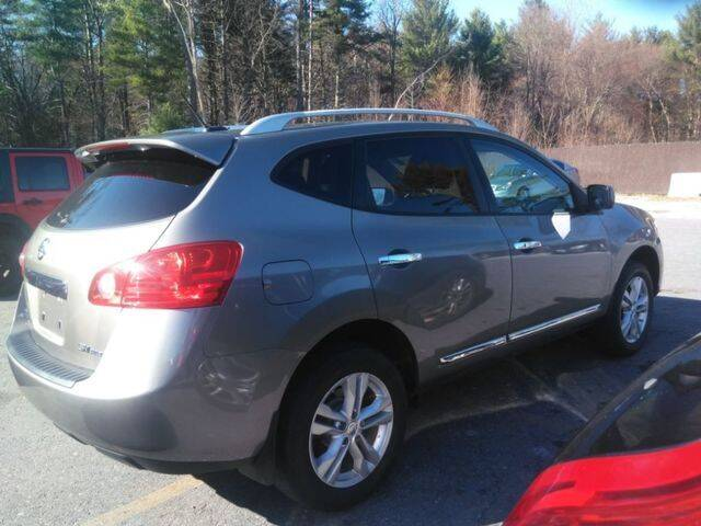 2012 Nissan Rogue for sale at Ataboys Auto Sales in Manchester NH