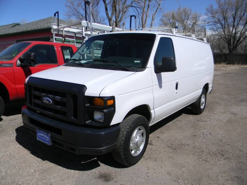 2014 Ford E-Series Cargo for sale at Cimino Auto Sales in Fountain CO