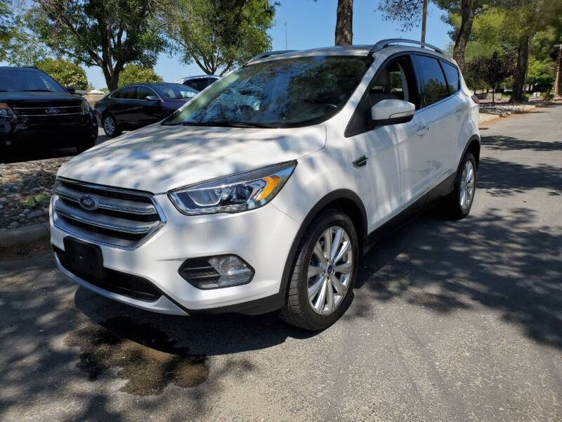 2017 Ford Escape for sale at Matador Motors in Sacramento CA
