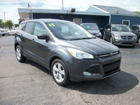 2015 Ford Escape for sale at USED CAR FACTORY in Janesville WI