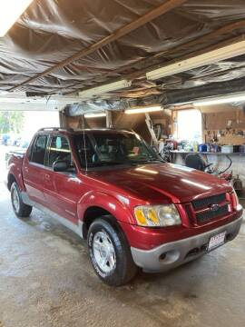 2002 Ford Explorer Sport Trac for sale at Lavictoire Auto Sales in West Rutland VT