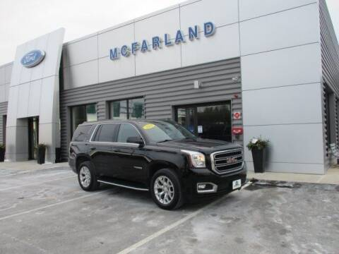 2016 GMC Yukon for sale at MC FARLAND FORD in Exeter NH