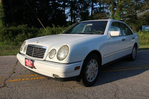 1999 Mercedes-Benz E-Class for sale at Oak City Motors in Garner NC