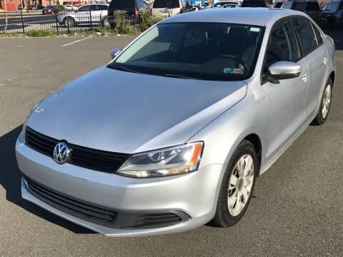 2011 Volkswagen Jetta for sale at MAGIC AUTO SALES in Little Ferry NJ