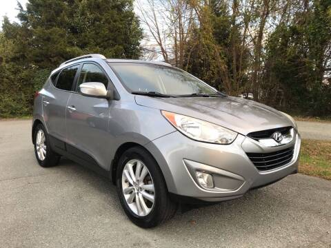 2013 Hyundai Tucson for sale at Pristine AutoPlex in Burlington NC