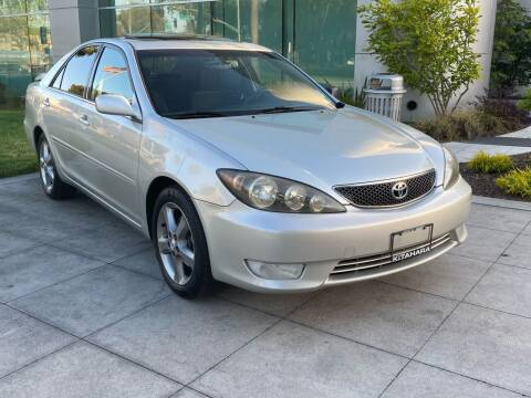 2005 Toyota Camry for sale at Top Motors in San Jose CA