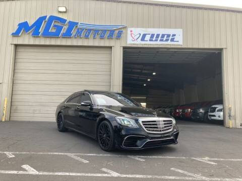 2015 Mercedes-Benz S-Class for sale at MGI Motors in Sacramento CA