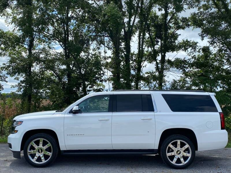 2020 Chevrolet Suburban for sale at RAYBURN MOTORS in Murray KY