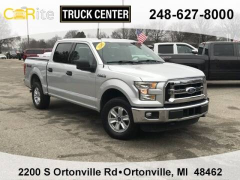 2016 Ford F-150 for sale at Carite Truck Center in Ortonville MI