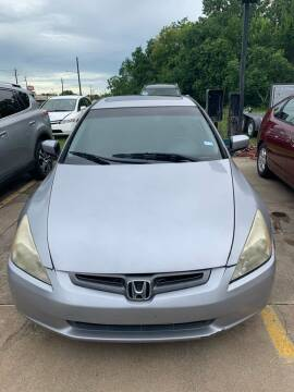 2003 Honda Accord for sale at Houston Auto Emporium in Houston TX