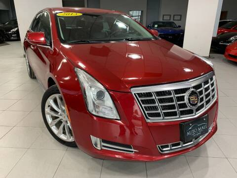 2013 Cadillac XTS for sale at Auto Mall of Springfield in Springfield IL