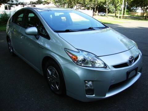 2010 Toyota Prius for sale at Discount Auto Sales in Passaic NJ