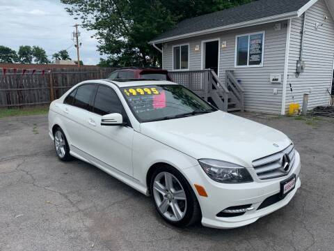 2011 Mercedes-Benz C-Class for sale at Automotion Auto Sales Inc in Kingston NY