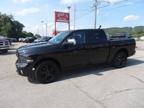 2018 RAM Ram Pickup 1500 for sale at Joe's Preowned Autos in Moundsville WV
