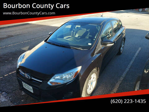 2013 Ford Focus for sale at Bourbon County Cars in Fort Scott KS