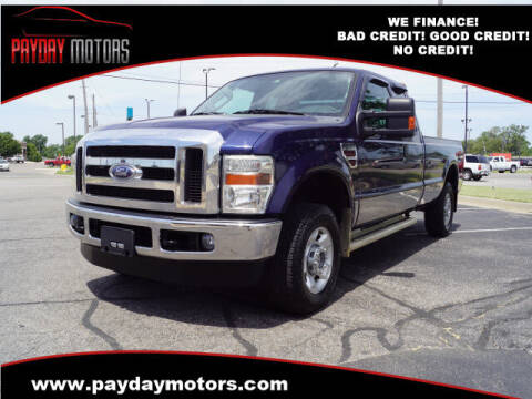 2010 Ford F-250 Super Duty for sale at Payday Motors in Wichita And Topeka KS