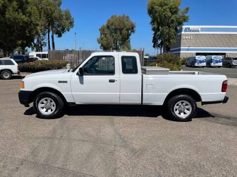 2008 Ford Ranger for sale at Online Auto Group Inc in San Diego CA