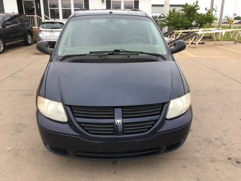 2007 Dodge Grand Caravan for sale at Zoom Auto Sales in Oklahoma City OK