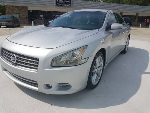 2011 Nissan Maxima for sale at NINO AUTO SALES INC in Jacksonville FL