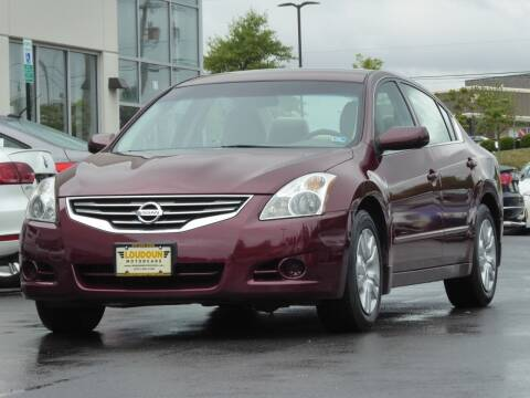 2011 Nissan Altima for sale at Loudoun Used Cars - LOUDOUN MOTOR CARS in Chantilly VA