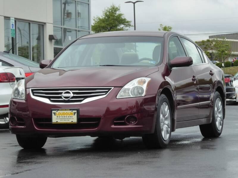 2011 Nissan Altima for sale at Loudoun Used Cars - LOUDOUN MOTOR CARS in Chantilly VA