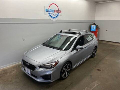 2018 Subaru Impreza for sale at WCG Enterprises in Holliston MA