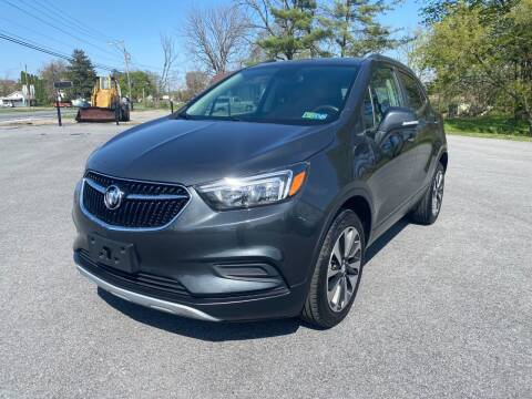 2017 Buick Encore for sale at M4 Motorsports in Kutztown PA