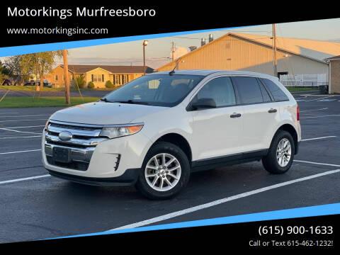 2013 Ford Edge for sale at Motorkings Murfreesboro in Murfreesboro TN