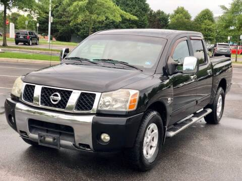 2004 Nissan Titan for sale at Supreme Auto Sales in Chesapeake VA