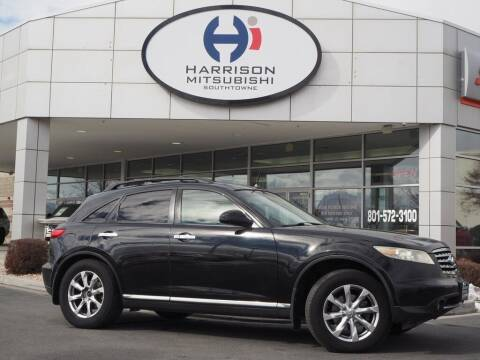 2008 Infiniti FX35 for sale at Harrison Imports in Sandy UT