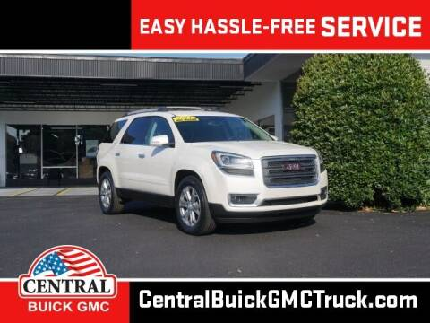 2014 GMC Acadia for sale at Central Buick GMC in Winter Haven FL