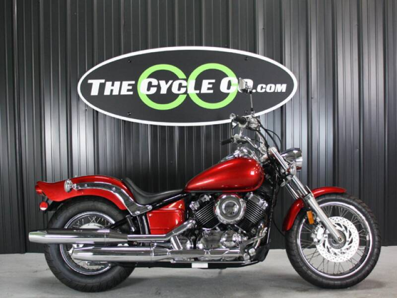 2007 Yamaha V-STAR 650 for sale at THE CYCLE CO in Columbus OH