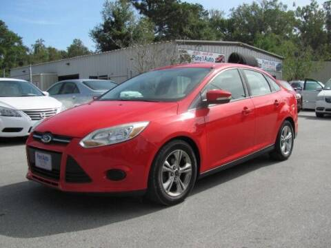 2014 Ford Focus for sale at Pure 1 Auto in New Bern NC