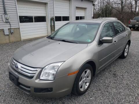 2008 Ford Fusion for sale at Dick Auto Sales Service in Seneca PA