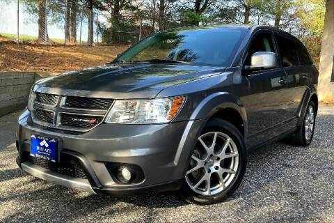 2012 Dodge Journey for sale at TRUST AUTO in Sykesville MD