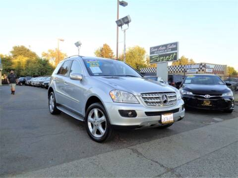 2007 Mercedes-Benz M-Class for sale at Save Auto Sales in Sacramento CA