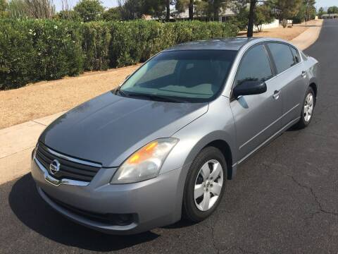 2008 Nissan Altima for sale at FAMILY AUTO SALES in Sun City AZ