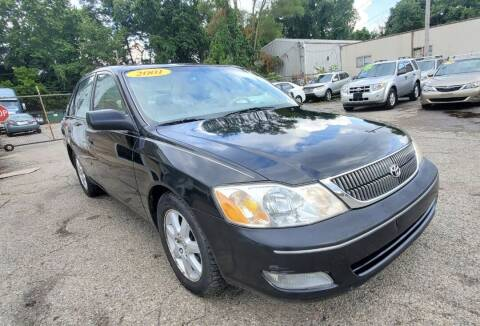 2001 Toyota Avalon for sale at Nile Auto in Columbus OH