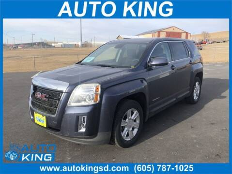 2013 GMC Terrain for sale at Auto King in Rapid City SD