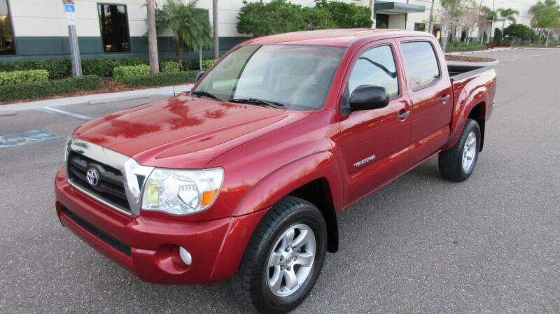 2007 Toyota Tacoma for sale at Carpros Auto Sales in Largo FL