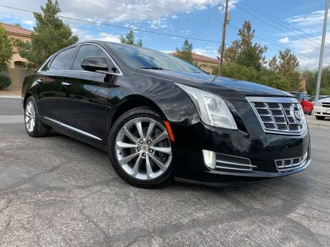 2014 Cadillac XTS for sale at Boktor Motors in Las Vegas NV