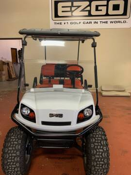 2014 EZGO Express L6  for sale at ADVENTURE GOLF CARS in Southlake TX
