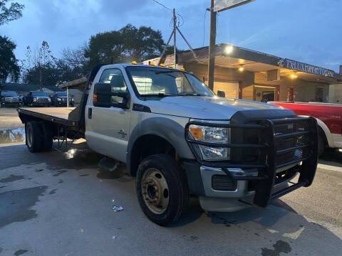 2011 Ford F-550 Super Duty for sale at Texas Luxury Auto in Houston TX