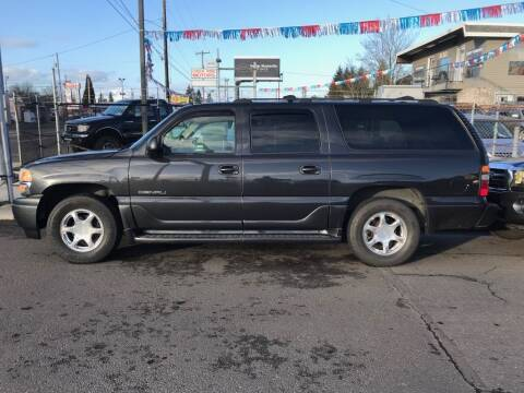 2004 GMC Yukon XL for sale at Chuck Wise Motors in Portland OR