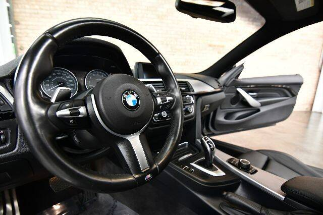 2014 BMW 4 Series AWD 435i xDrive 2dr Coupe - Bensenville IL