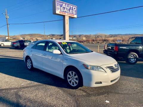 2009 Toyota Camry Hybrid for sale at Capital Auto Sales in Carson City NV
