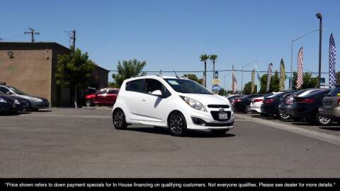 2013 Chevrolet Spark for sale at Westland Auto Sales on 7th in Fresno CA